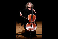 British cellist Steven Isserlis